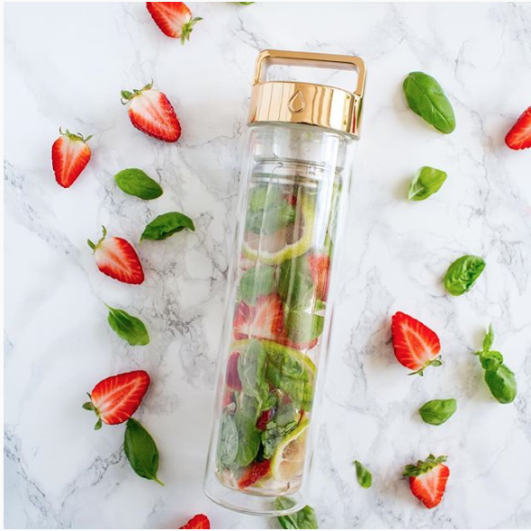 Detox water Drop bottle